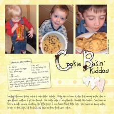 Cookie Bakin' Kiddos