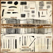 Digital Distressing Kit