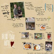 Fairy Tale Date
